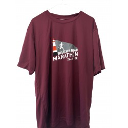 Men's Burgundy T-Shirt